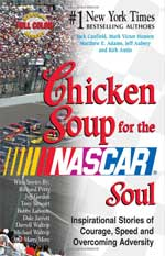 Chicken Soup for the NASCAR Soul by Jack Canfield